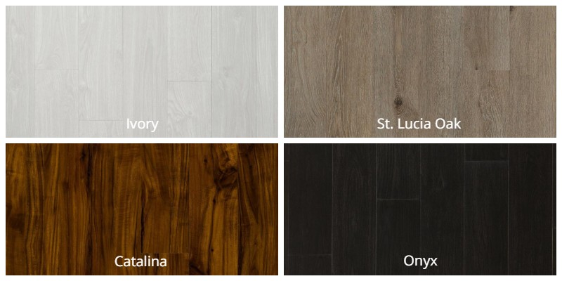AquaGuard High Gloss Laminate Flooring