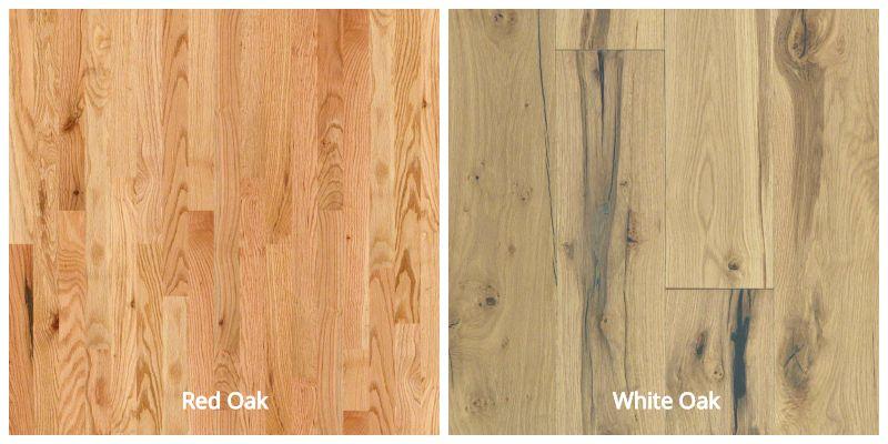 Oak Vs Maple Vs Hickory Flooring Flooring Clarity