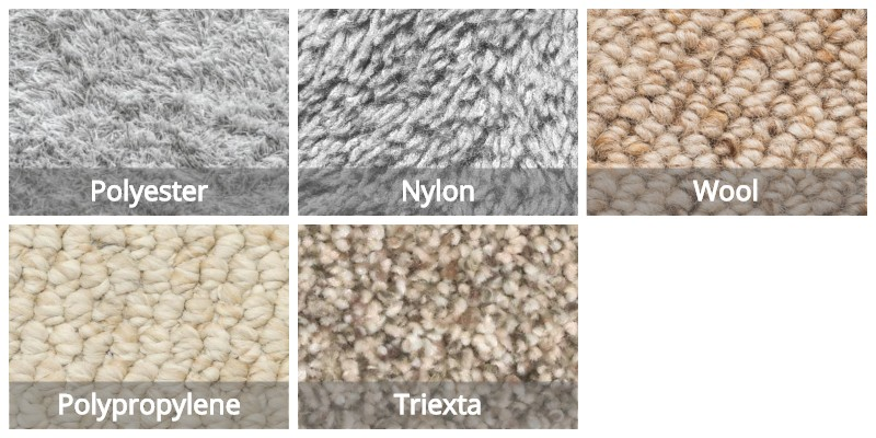 Carpet Material Types