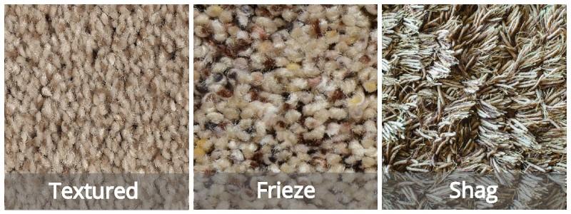 Carpet Style Types