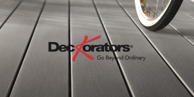 Dekorators Decking