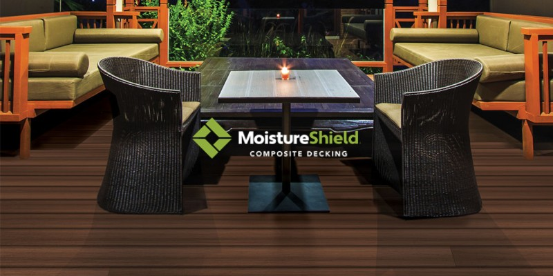 MoistureShield Decking