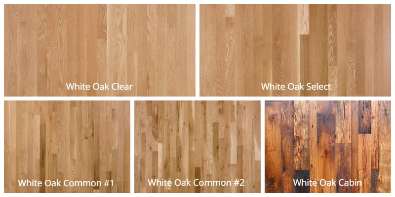 Grades of Hardwood Flooring
