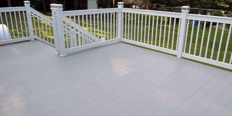 LockDry® Aluminum Waterproof Decking from Nexan