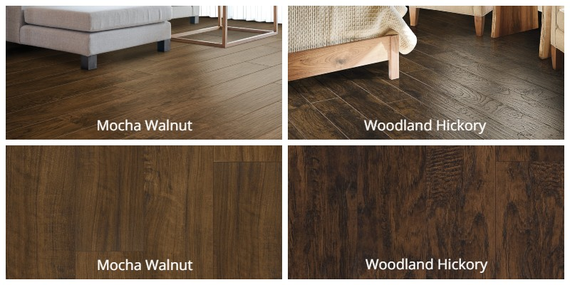 Select Surfaces Handscraped Laminate Flooring