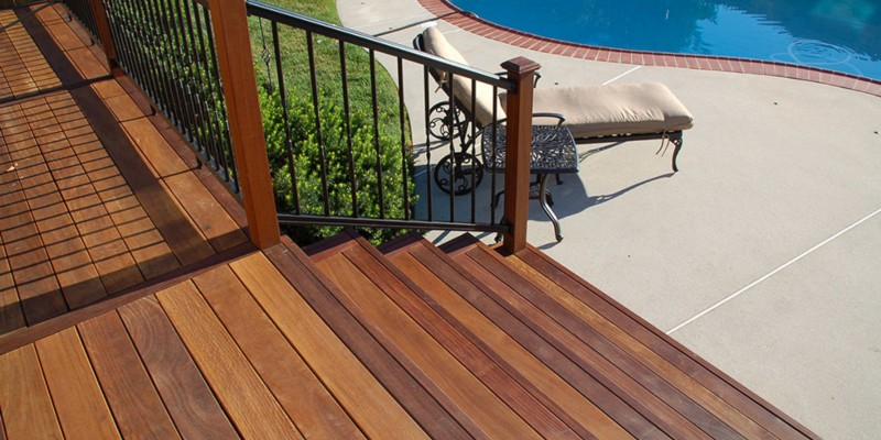 Advantage Lumber IPE Decking