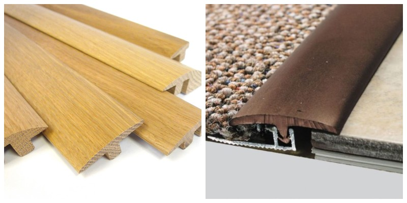 Laminate Transition Strips
