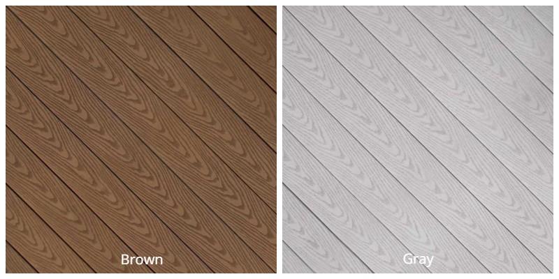 Veranda® Composite Decking looks