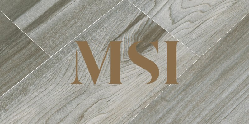 MSI Wood Look Tile