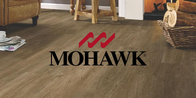 Mohawk Smart Select Design Element Walnut Mocha 6 Mils