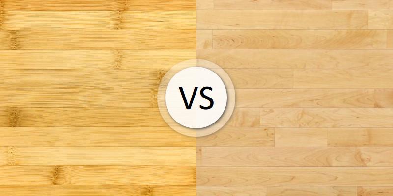 Bamboo Vs Hardwood Flooring, Hardwood Bamboo Flooring