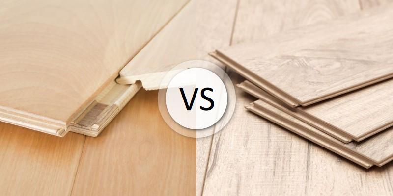 Engineered Hardwood Vs Laminate Flooring, Engineered Laminate Flooring