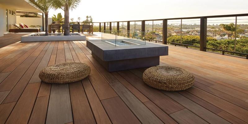 Timbertech Azek Vs Trex Decking Flooring Clarity