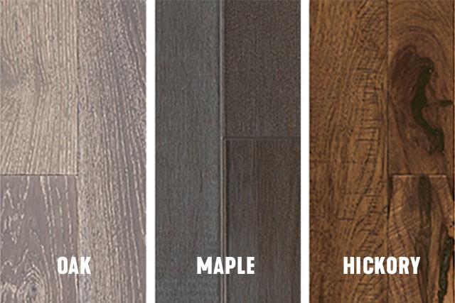 Bruce Solid Hardwood Flooring