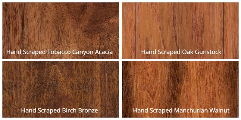 Home Legend solid hardwood collection