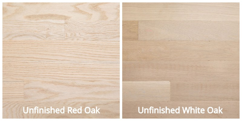 Mullican Unfinished Hardwood