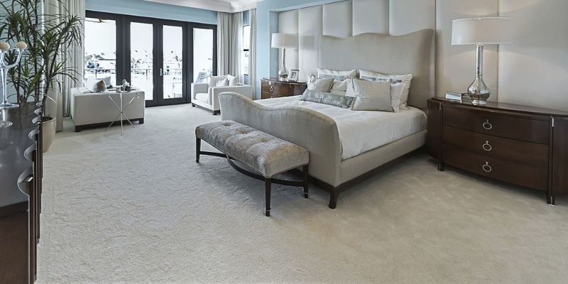 The Best Carpet For Bedrooms