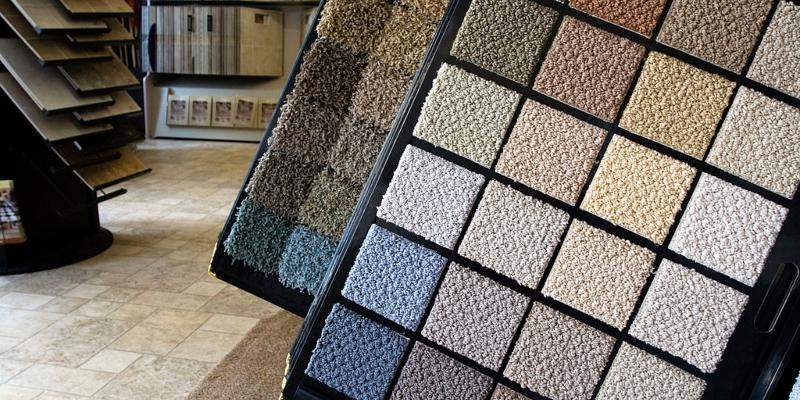 Carpet Samples Locally