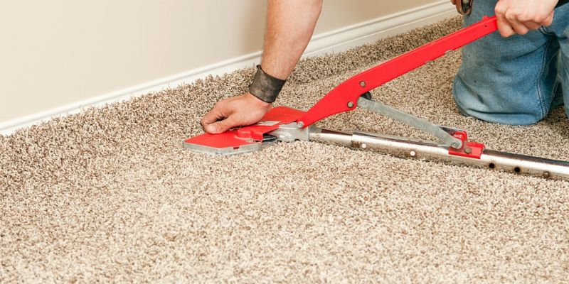 Professional Carpet Flooring Installation