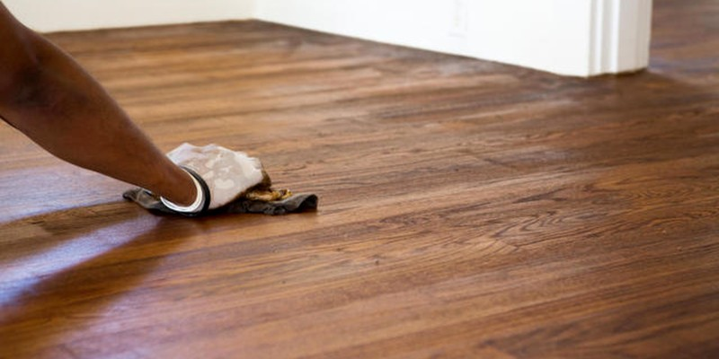 DIY Flooring Refinfishing