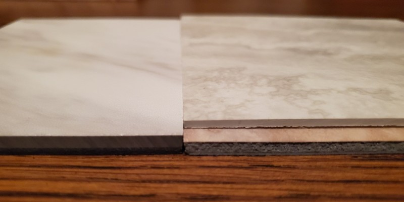 SmartCore vs. Shaw vs. Tarkett Tile