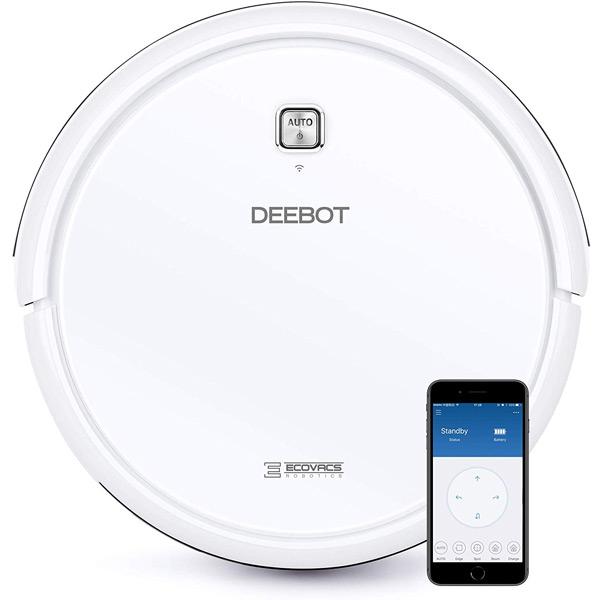 DEEBOT N79W+ Robotic Vacuum Cleaner