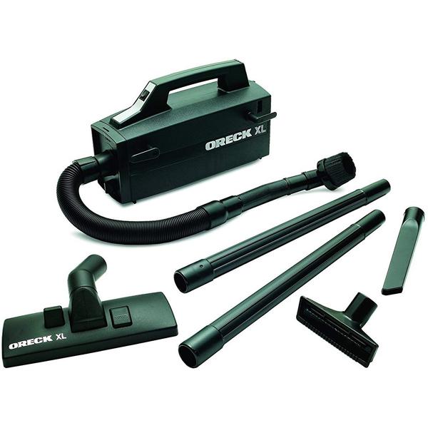 Oreck Super Deluxe Handheld Vacuum