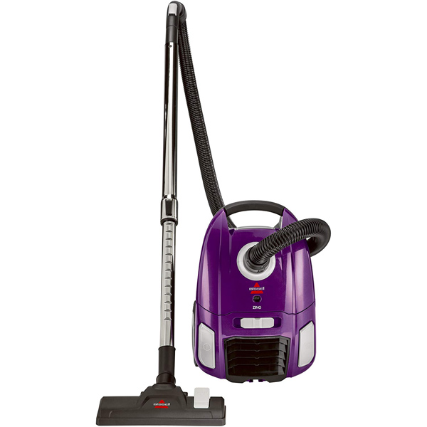 Bissell Zing Bagged Canister Vacuum 2154A