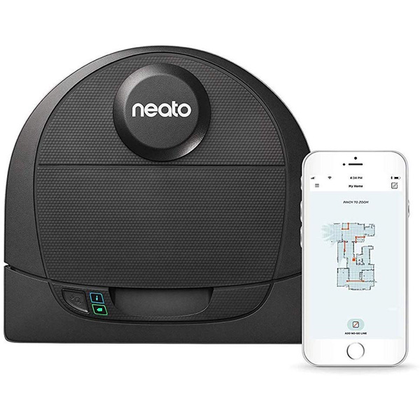 Neato D4 Laser Guided Robot Vacuum
