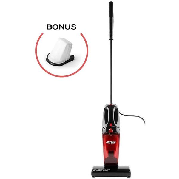 Eureka Quick-Up Bagless Stick Vacuum