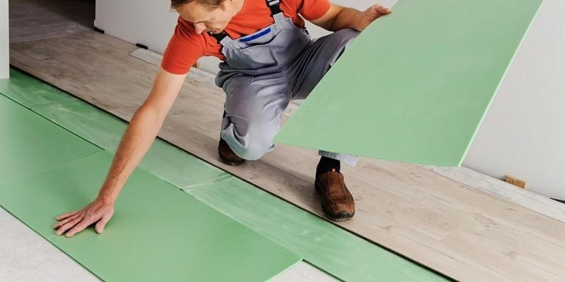 The Best Underlayment For Vinyl Flooring, Do You Need Underlayment For Laminate Flooring Over Tile