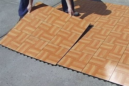 Tap Dance Floor Kit