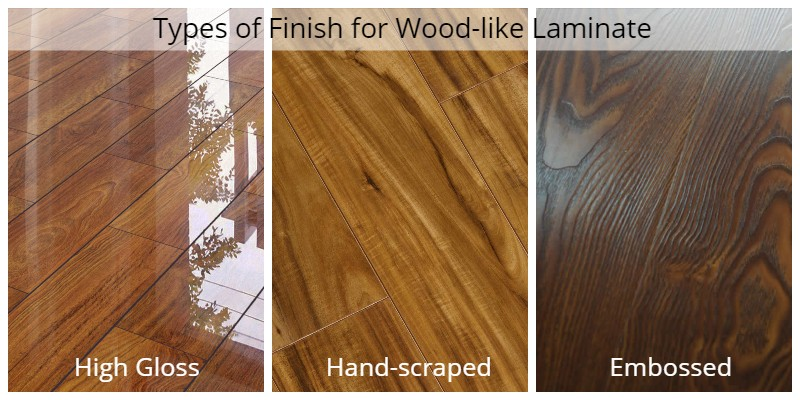 Laminate Trends Finish