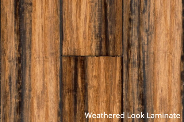 weathered look laminate