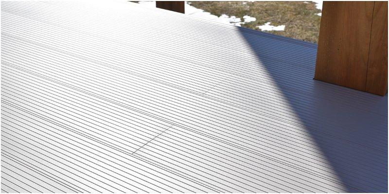 Alumium Decking