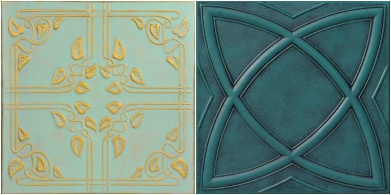 Decorative Foam Ceiling Tiles