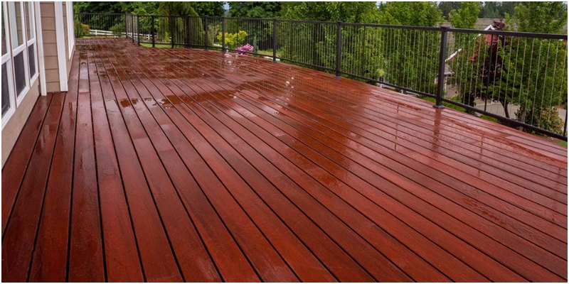 Waterproof Decking