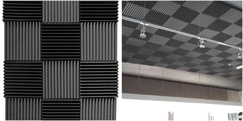 acoustic-foam-ceiling-tile-images