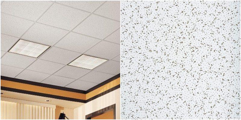 Mineral Fiberboard Ceiling