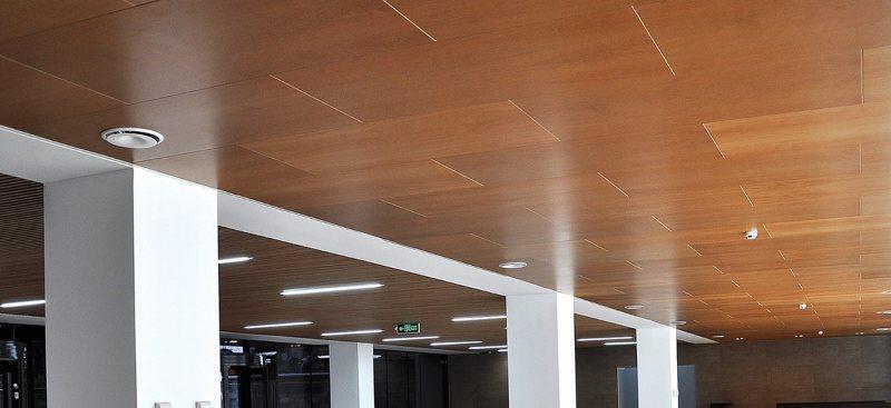 Wood Ceiling Tile