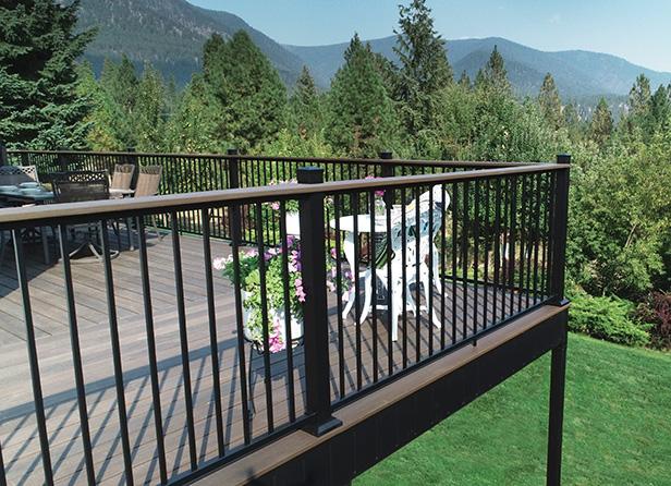 Al13 HOME™ Residential Aluminum Railing