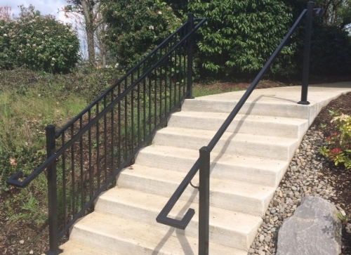 Fortress Handrail System