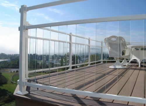 Pure View™ Glass Railing