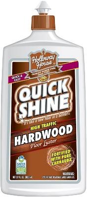 quick shine traffic hardwood polish