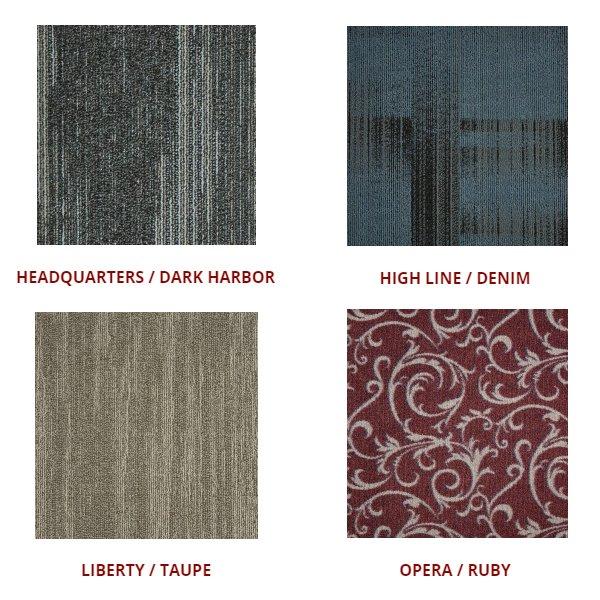 Street Commercial Carpet