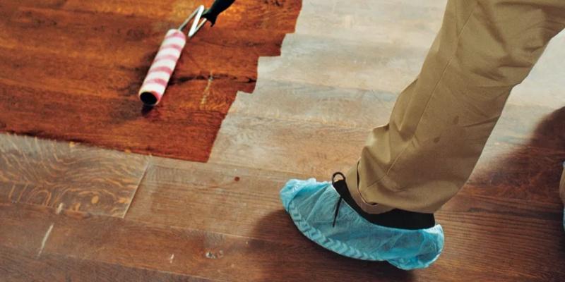 hardwood flooring polish