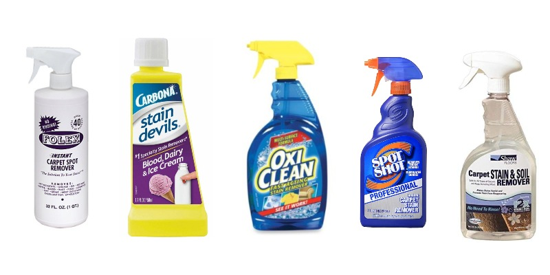 Carpet Chemical Cleaners